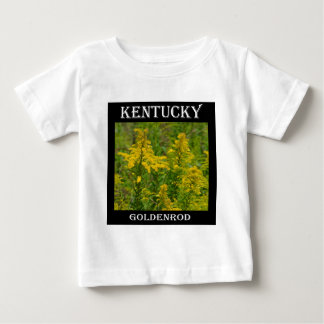 Kentucky Goldenrod Baby T-Shirt