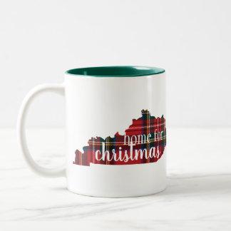 Kentucky - Home for Christmas Mug