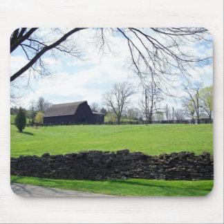 Kentucky Horse Farm Mouse Pad