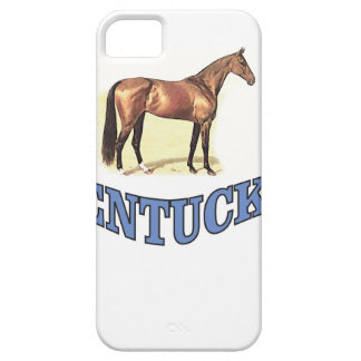 Kentucky horse iPhone 5 cover