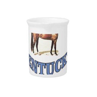 Kentucky horse pitcher