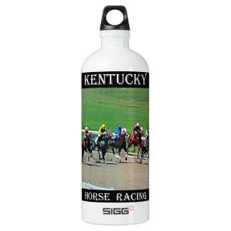 Kentucky Horse Racing Water Bottle