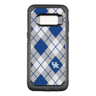 Kentucky | Kentucky Argyle Pattern OtterBox Commuter Samsung Galaxy S8 Case