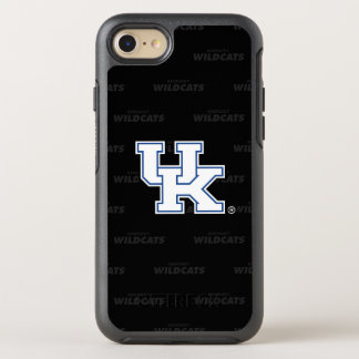 Kentucky | Kentucky Wildcats Pattern OtterBox Symmetry iPhone 8/7 Case