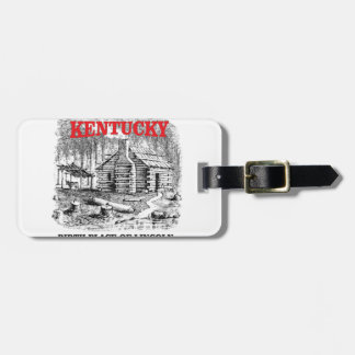 Kentucky Lincolns birthplace Luggage Tag