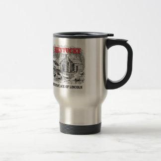 Kentucky Lincolns birthplace Travel Mug