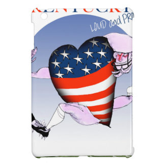 kentucky loud and proud, tony fernandes case for the iPad mini