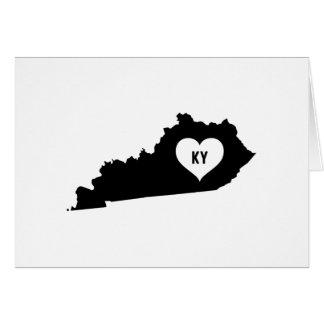 Kentucky Love Card