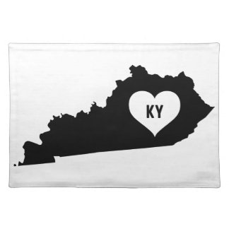 Kentucky Love Placemat