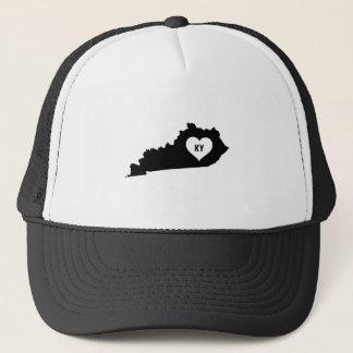 Kentucky Love Trucker Hat