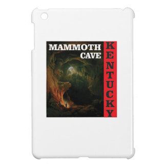 Kentucky mammoth cave cover for the iPad mini