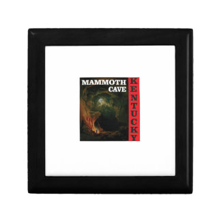 Kentucky mammoth cave gift box