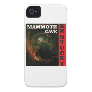 Kentucky mammoth cave iPhone 4 Case-Mate cases