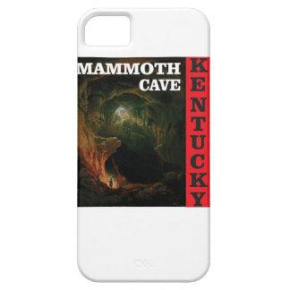 Kentucky mammoth cave iPhone 5 case