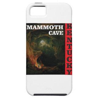 Kentucky mammoth cave tough iPhone 5 case