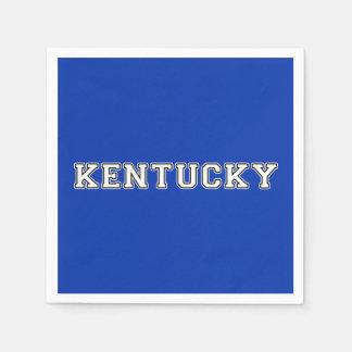 Kentucky Paper Serviettes