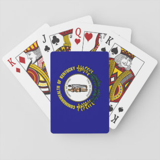 Kentucky State Flag Playing Cards