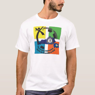 KENTUCKY STATE MOTTO GEOCACHER T-Shirt