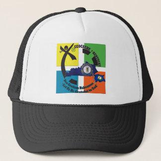 KENTUCKY STATE MOTTO GEOCACHER TRUCKER HAT