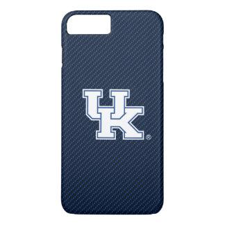 Kentucky | UK Carbon Fiber Pattern iPhone 8 Plus/7 Plus Case