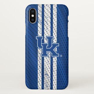 Kentucky | UK Jersey Pattern iPhone X Case