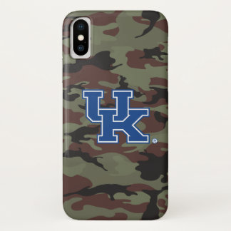 Kentucky | UK Kentucky Camo Pattern iPhone X Case