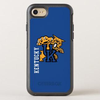 Kentucky | Wildcats Logo OtterBox Symmetry iPhone 8/7 Case