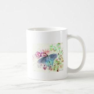 Kentucky Wonder Butterfly Mug
