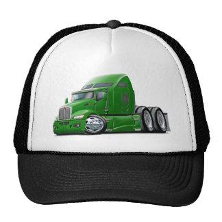 Kenworth 660 Green Truck Cap