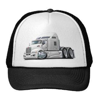 Kenworth 660 White Truck Cap