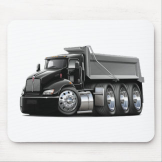 Kenworth T440 Black-Grey Truck Mouse Pad