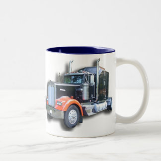 Kenworth Truck Mug