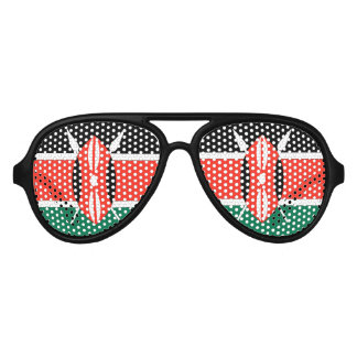 Kenya Aviator Sunglasses