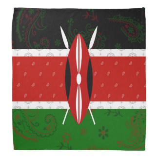 Kenya Bandana