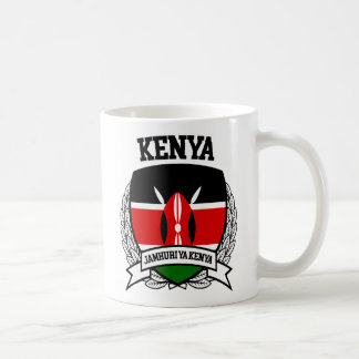 Kenya Coffee Mug