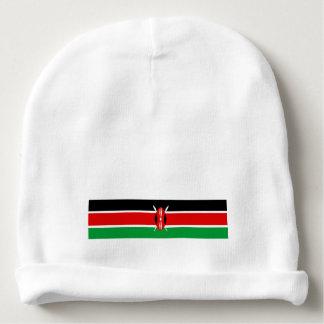 Kenya country long flag nation symbol republic baby beanie