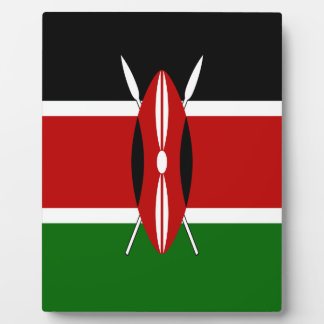 Kenya Flag Plaque