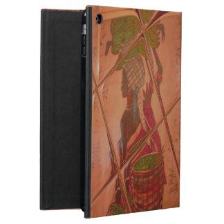 Kenya Hakuna Matata Merry Christmas African Women iPad Air Covers