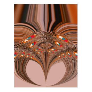 Kenya HakunaMatata Tradition Color designs.png Postcard