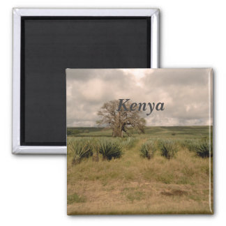Kenya Refrigerator Magnets