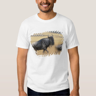 Kenya, Masai Mara Game Reserve, Blurred image T Shirts