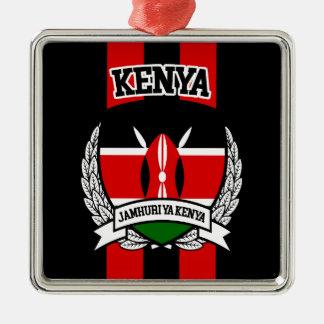 Kenya Metal Ornament