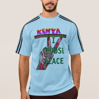 Kenya Presidential Election I choose peace T-Shirt