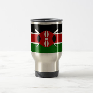 Kenya Travel Mug