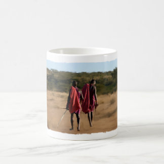 Kenya Warriors Coffee Mug