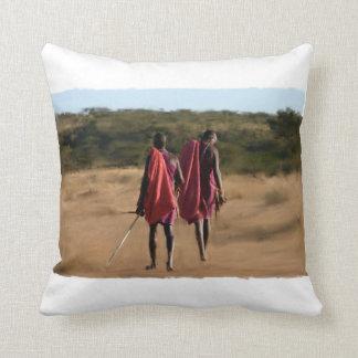 Kenya Warriors Cushion
