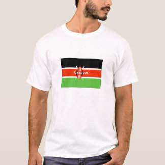 Kenyan flag T-Shirt