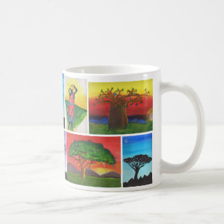 Kenyan Kids Art Mug