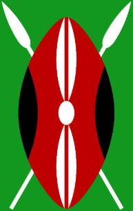 Tribal Warrior Shield Africa Gifts on Zazzle AU