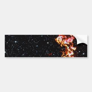 Kepler's Supernova Remnance Bumper Sticker